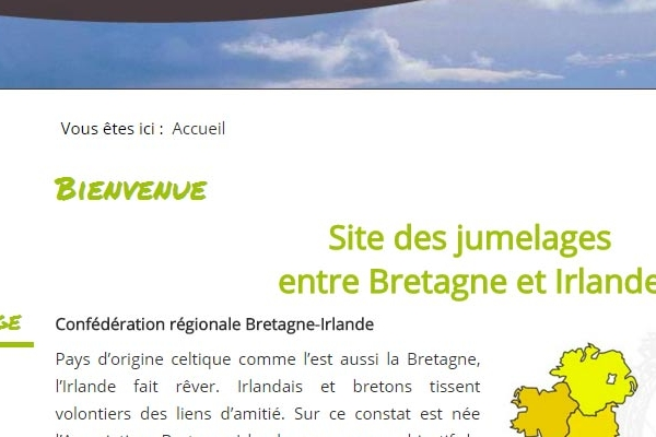 Association Bretagne Irlande